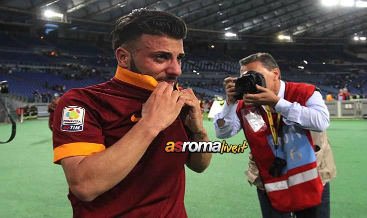 Primavera Lazio-Roma Verde in lacrime