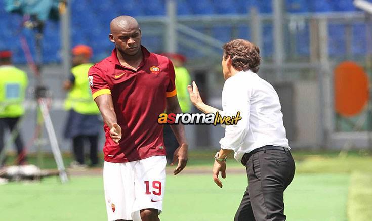 Roma-Genoa Ibarbo e Garcia