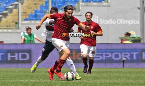 Roma-Genoa Manolas