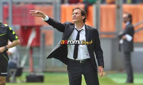Roma-Genoa Rudi Garcia