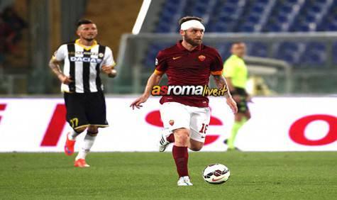Roma-Udinese De Rossi