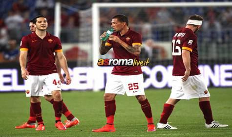 Roma-Udinese Holebas si disseta