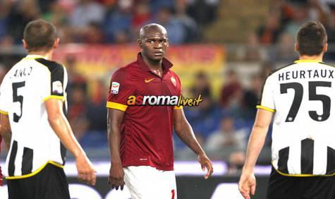 Roma-Udinese Ibarbo