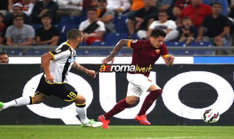 Roma-Udinese Iturbe