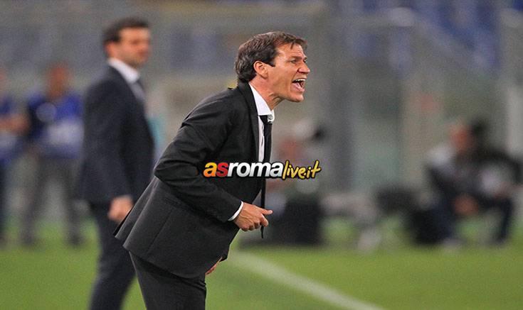 Roma-Udinese Rudi Garcia