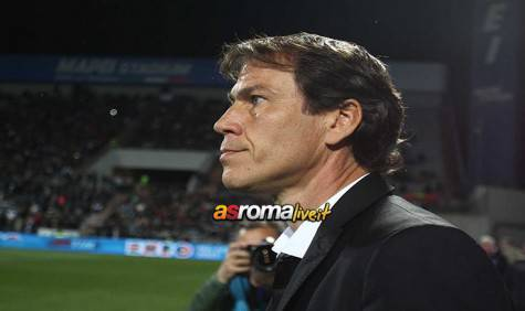 Sassuolo-Roma Garcia