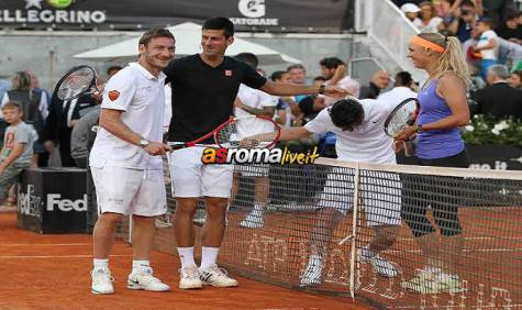 Totti Djokovic