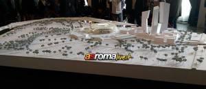 Presentazione Stadio della Roma