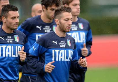 Bertolacci in Nazionale