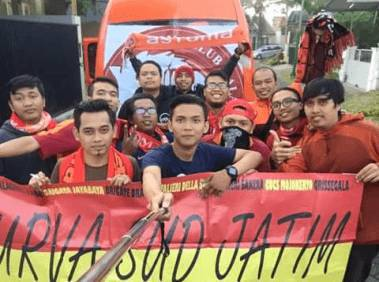 Il Roma club Indonesia