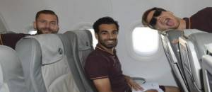 Lobont, Salah e Szczesny ASR