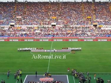 La Roma sul campo