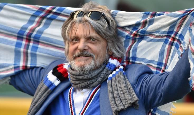 Schick alla Juventus, lo conferma il presidente Ferrero