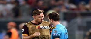 Totti e Messi