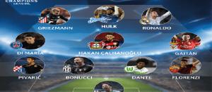 Top 11 Champions