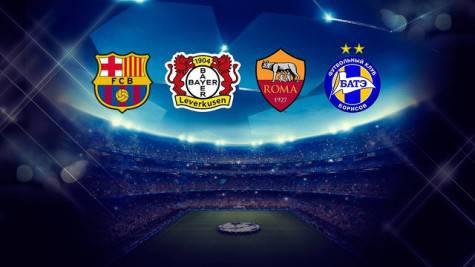 Il girone di Champions