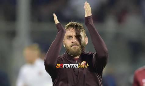 Fiorentina Roma De Rossi