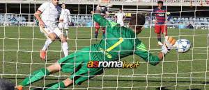 Youth League Barcellona-Roma rigore Marchizza