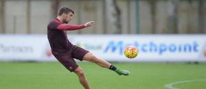 Strootman torna a calciare