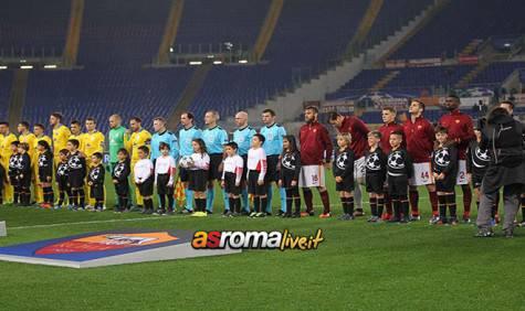 Roma-Bate squadra