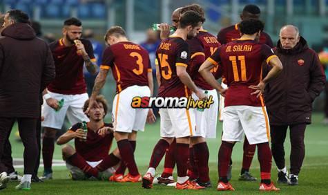 Roma-Spezia squadra