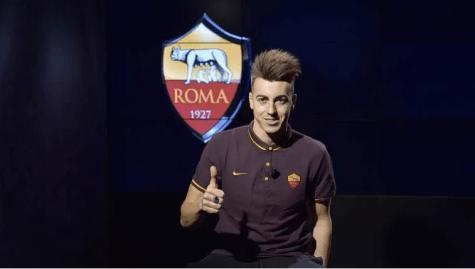 El Shaarawy a Roma TV