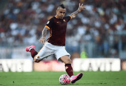 Radja Nainggolan (Getty Images) AsRl