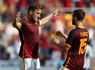 Francesco Totti (getty images) AsRl