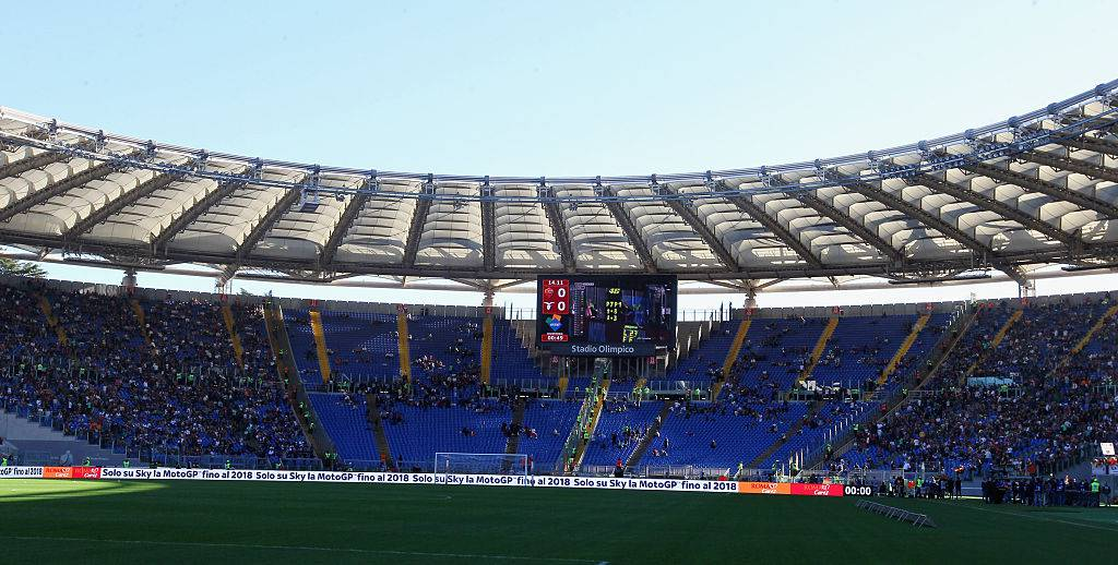 Stadio Olimpico (getty images) AsRl