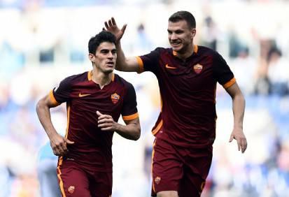 Roma, Dzeko promette: