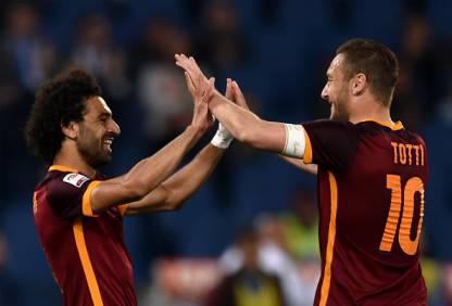 Salah e Totti