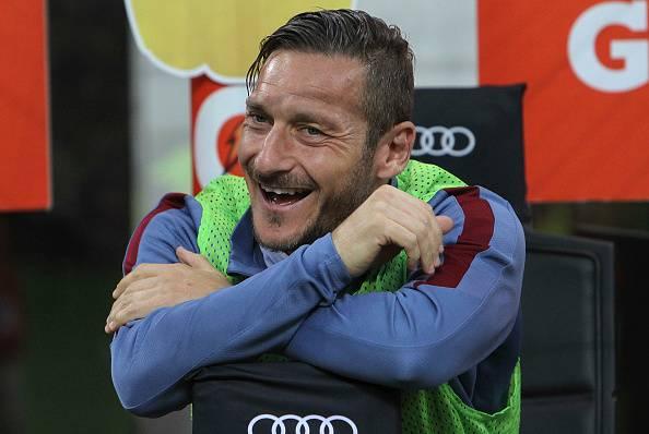 Francesco Totti da Costanzo: Voglio il quarto figlio da Ilary Blasi