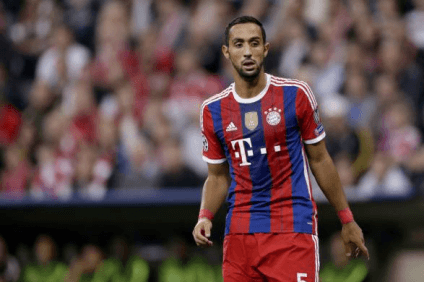 Mehdi Benatia - Getty Images AsRl