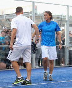 Totti e Mancini
