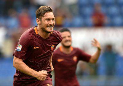 Francesco Totti ©Getty Images