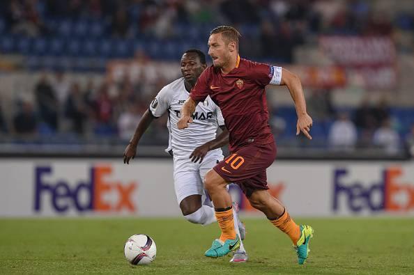 Doto contro Totti