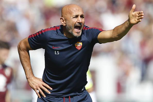 Spalletti ©Getty Images