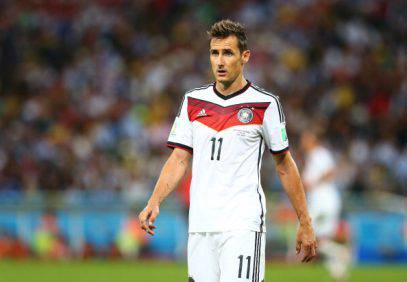 Germania, Klose: