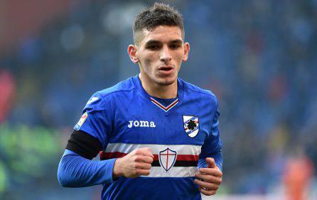 Lucas Torreira Roma