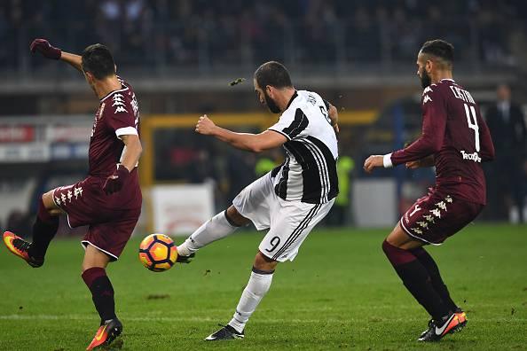 Higuain Juventus Torino