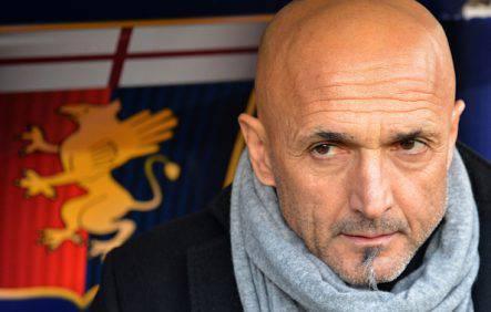 Luciano Spalletti genoa roma