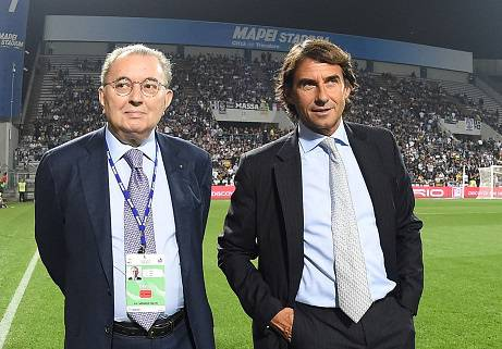 Defrel Roma Sassuolo
