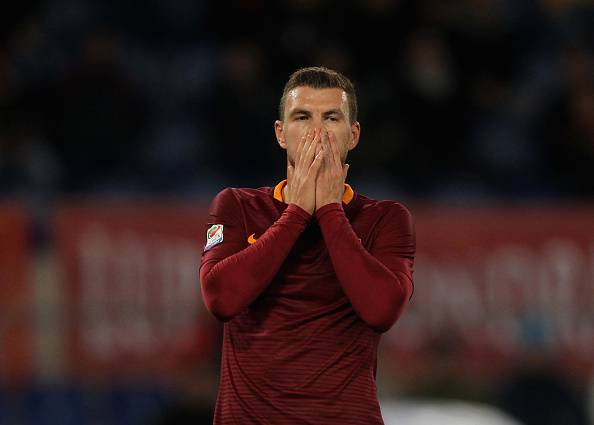 Dzeko Real Madrid