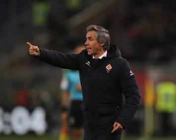 Paulo Sousa Roma Fiorentina