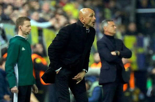 Villarreal-Roma Europa League