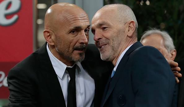 Lazio-Roma, semifinale Coppa Italia, Spalletti:
