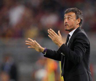 Luis Enrique Barcellona Spalletti