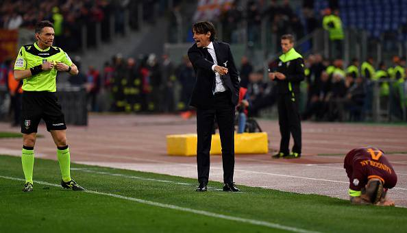 Lazio-Roma Inzaghi
