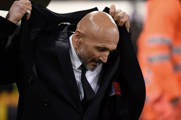 Luciano Spalletti ©Getty Images