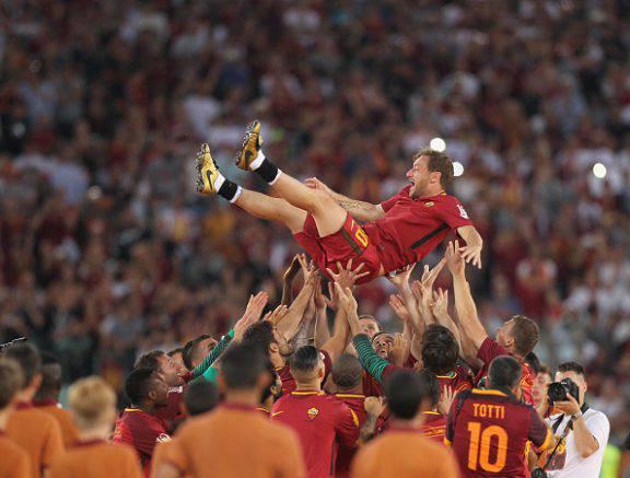 Francesco Totti futuro